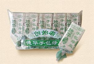 德华手包绿豆